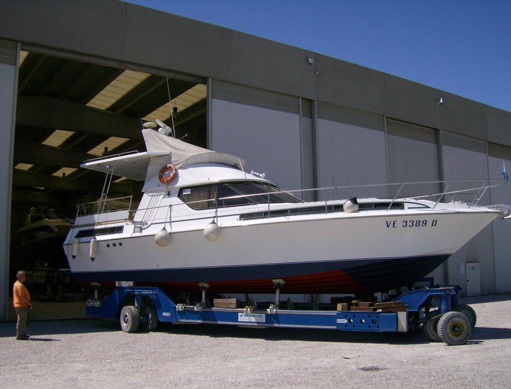 Imbarcazione Marchi 46-2