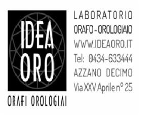Convenzione con IdeaOro coda