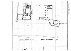 Vendo Appartamento a PN planimetria